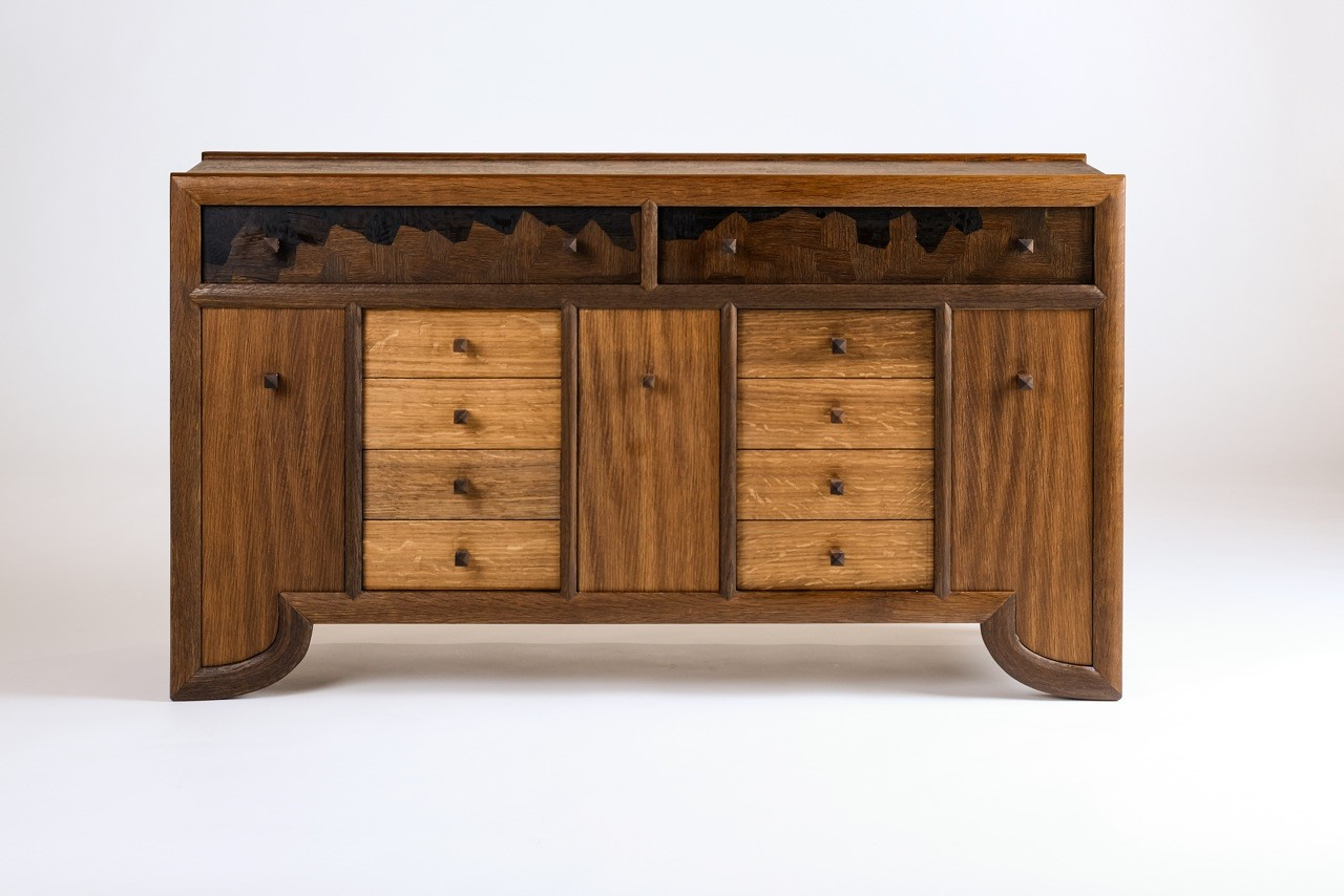 Dragon Fly Tansu Sideboard